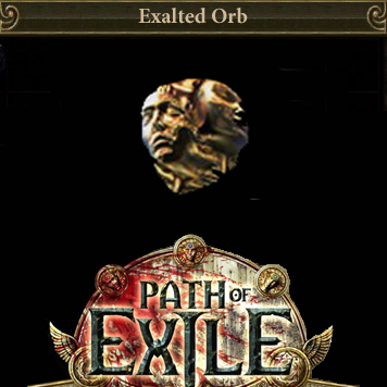 Cheap Exalted Orbs ========== 70-100 Orbs per week!