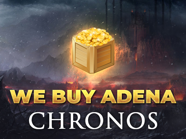 L2Stock - We buy your Adena on L2 US CHRONOS