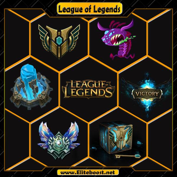 Eliteboost   League of Legends   ELO BOOST   Placement Games   Elo Boost  