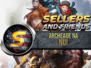 SELL GOLD ArcheAge - NA ARIA, KADUM, NUI - Order now! - Instant Delivery - www.sellersandfriends.com