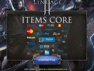 WTS ★TOP END★ Items on L2 CORE / Many payment Option / Negotiable Prices - www.sellersandfriends.com