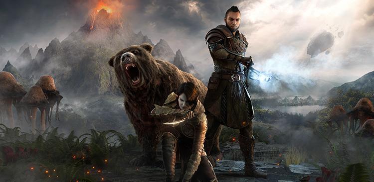 Elder Scrolls (TESO) | Playstation®4 – EU | Gold 100K