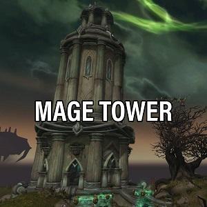 Mage tower artifact scenario boost