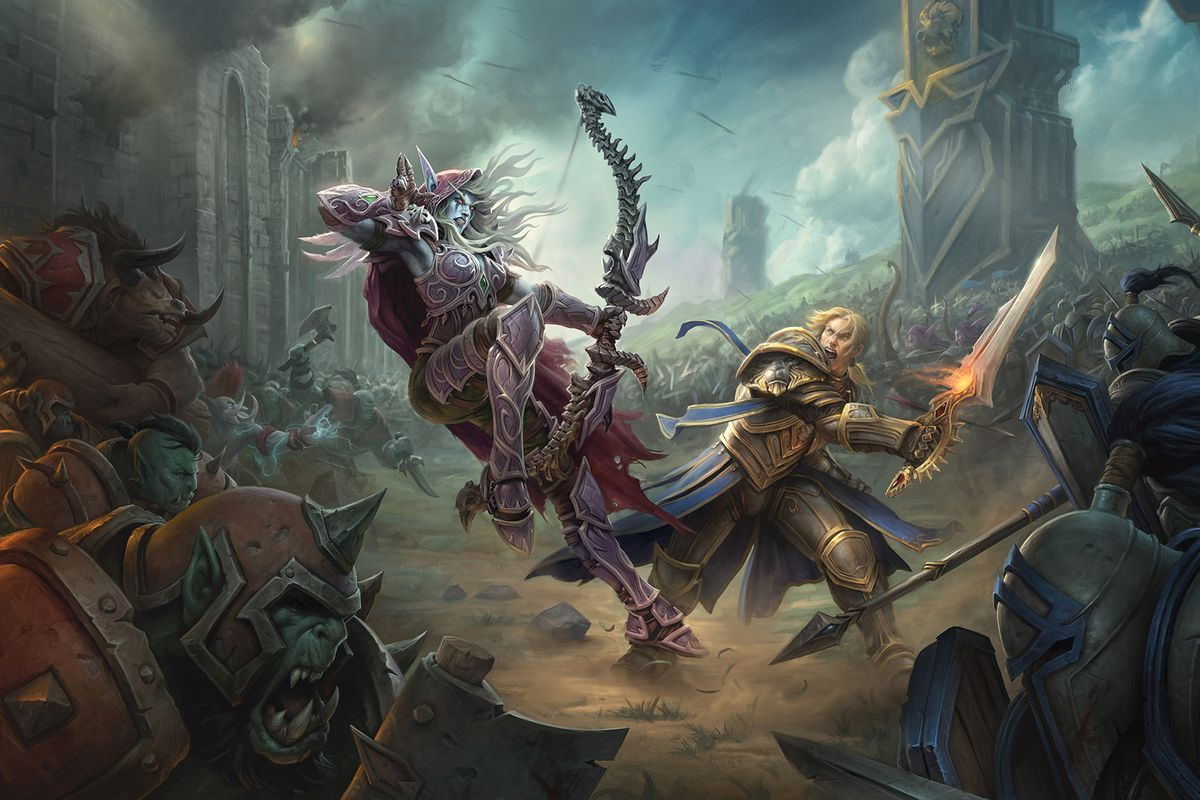 Beta keys Battle for Azeroth