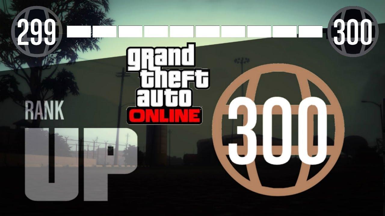 300 RANK - 500 MILLION$ - ALL UNLOCKS
