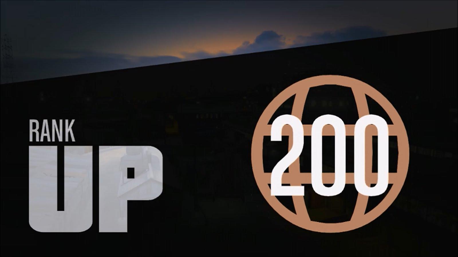 200 RANK - 300 MILLION$ - ALL UNLOCKS