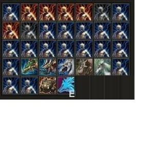 Tyrr Titan 104 / Dual Iss Hiero 104
