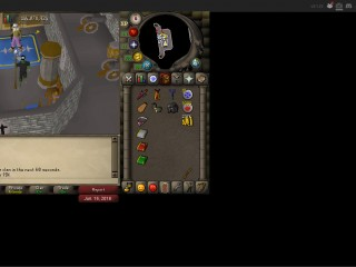 selling my osrs account