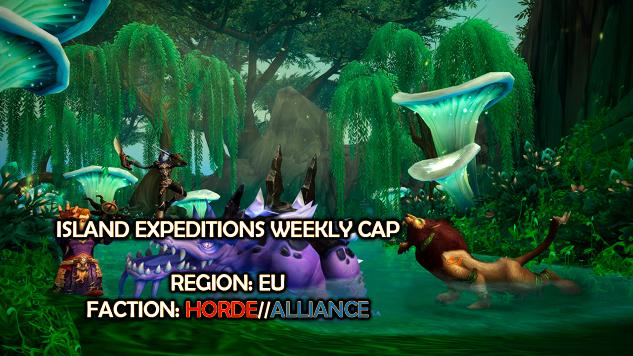 Island Expeditions Weekly Cap