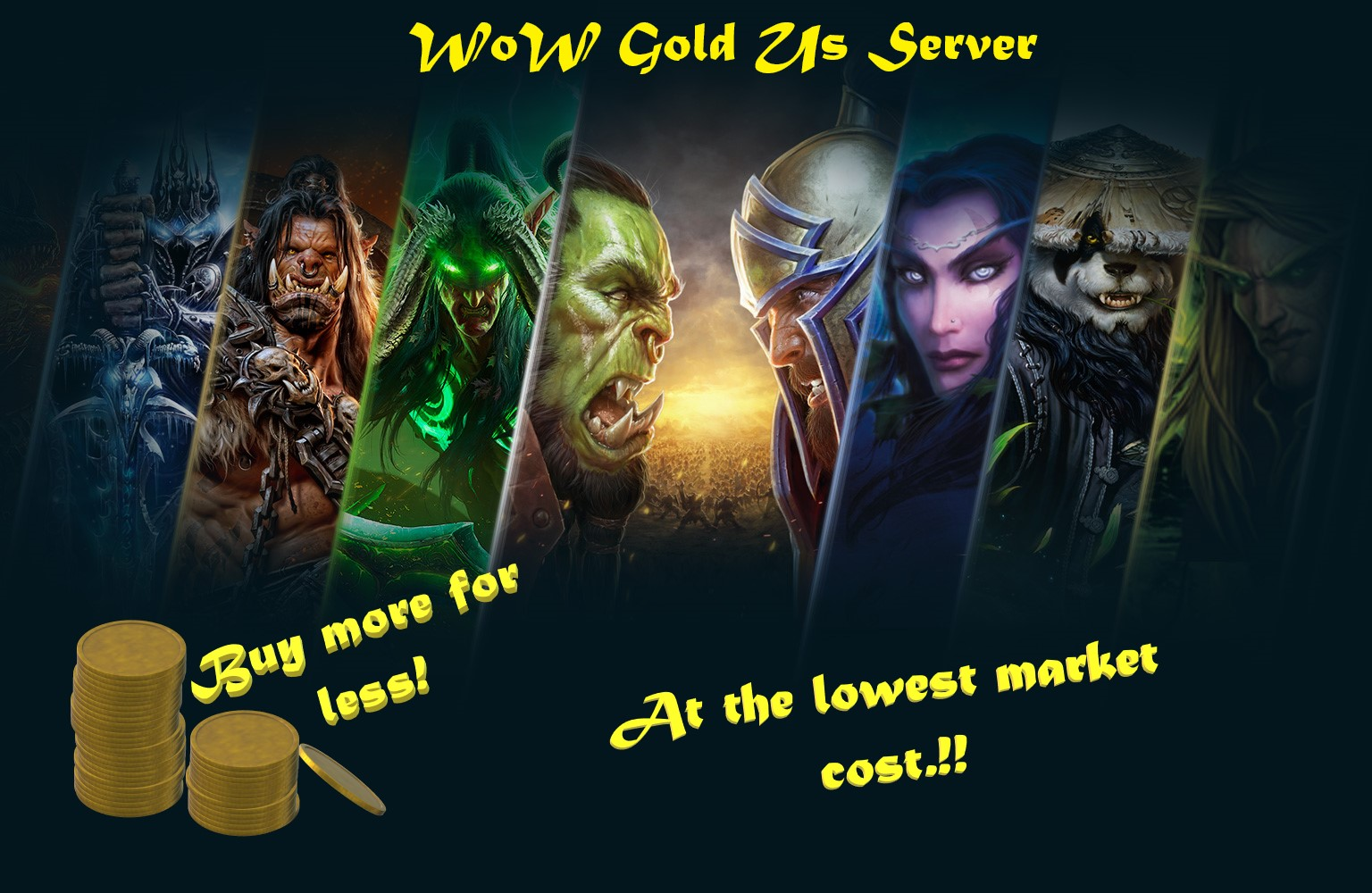 Gold WoW Sargeras. 1000000 Aviable