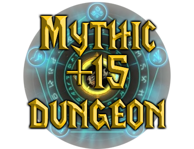 +15 Mythic Dungeon