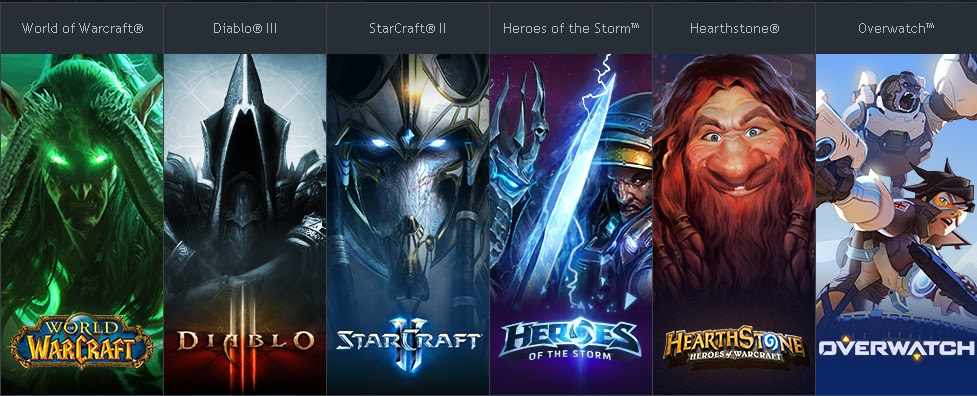 ✅✅ ▃▅▇░SELL ALL BLIZZARD GAMES░█▇▅▃ ✅✅ OVERWATCH, WOW GAME TIME, BFA, Diablo 3