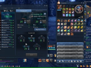 very cheap bns account with good items on 2 characters