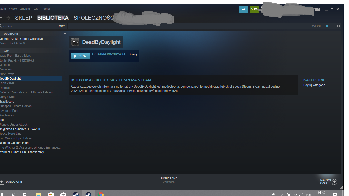 Steam Account 4 sale