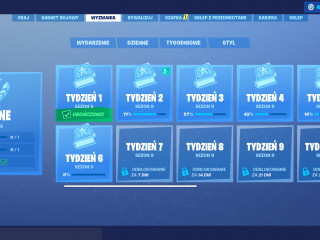 FORTNITE ACCOUNT SEASON 5-9 RARE SKINS SAVE THE WORLD