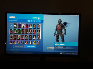 Fortnite account iconic and much more