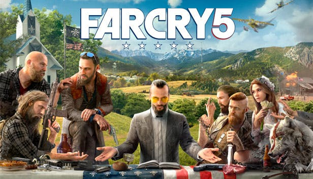 [ON YOUR OWN EMAIL] FarCry 5. Other games included!