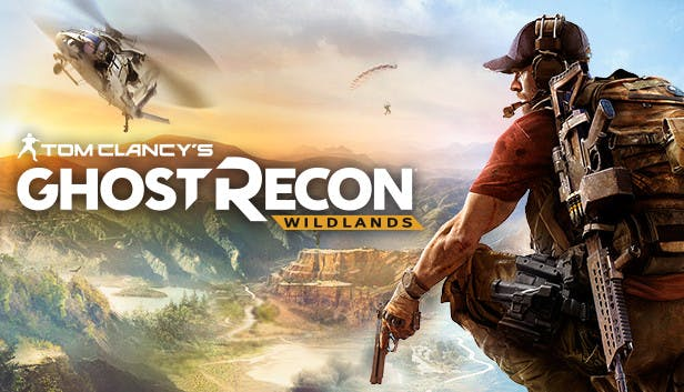 [ON YOUR EMAIL] TC Ghost Recon Wildlands. With other games!