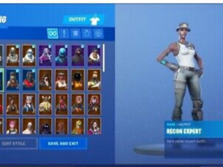 Fortnite random accounts