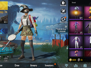 Pubg Mobile Accounts