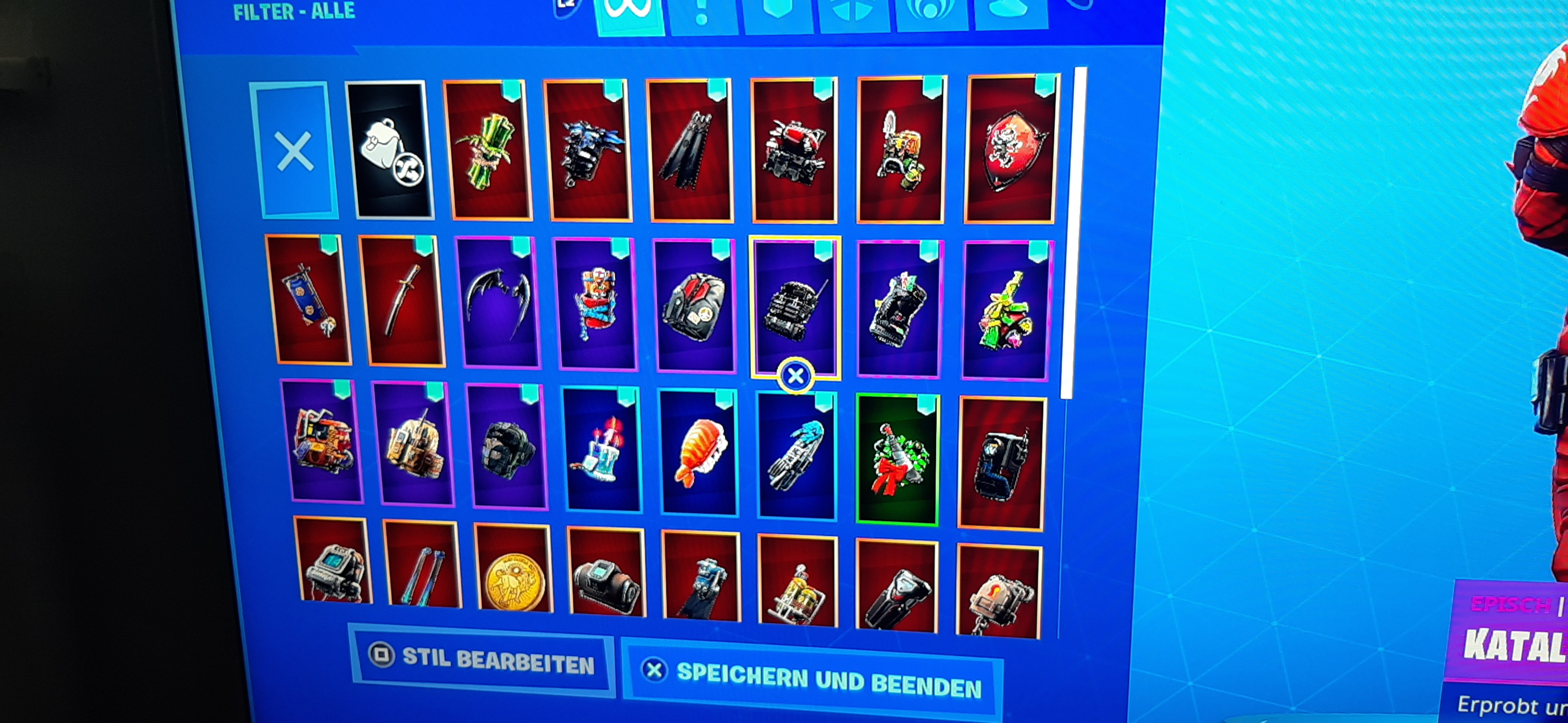 !!!SELLING FORTNITE ACC FOR 55 EUR!!! ITEM SHOP SKINS WORTH 194 EUR!!!!