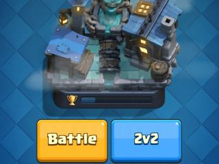 clash royale accounts for SELL (10 king Level)