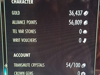 XBOX - NA - account for beginners - cp20+ - fast grind - 4kk+ enlightened, 36k gold