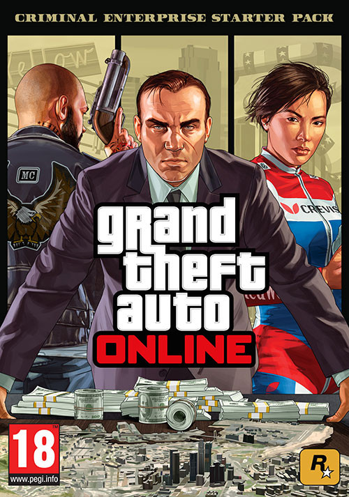 Grand Theft Auto V / GTA 5 (PC) [With MAIL /FULL ACCES]