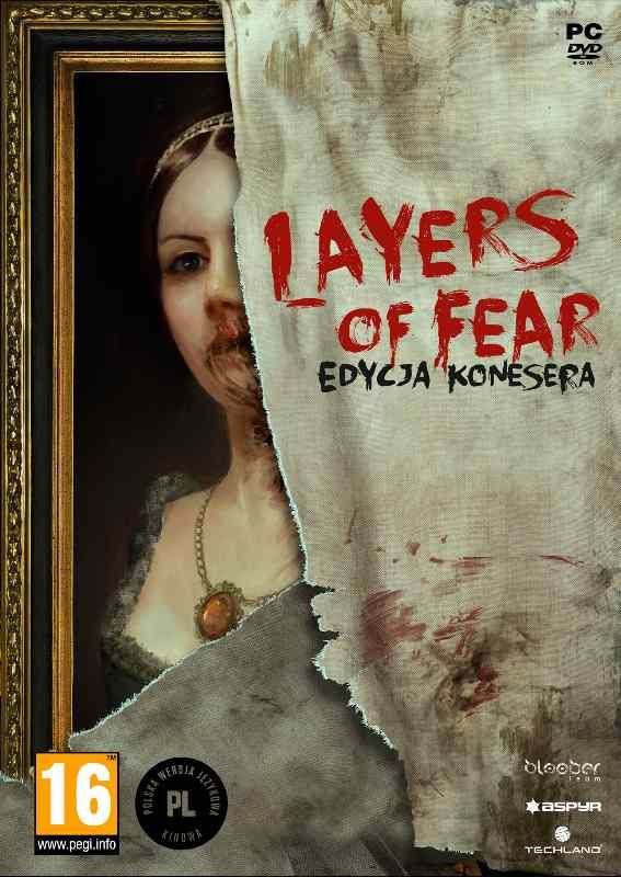 Layers of Fear this nice horror game
