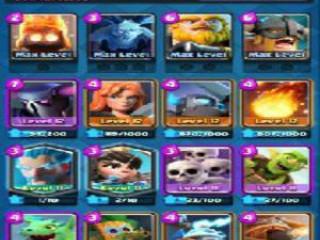 LVL 13,  Gold 181749, Gems 1164, 12 Max Card, 18/35 emotes, Trophy 5600