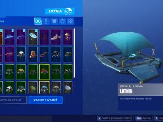 Fortnite account  FA 50+skins