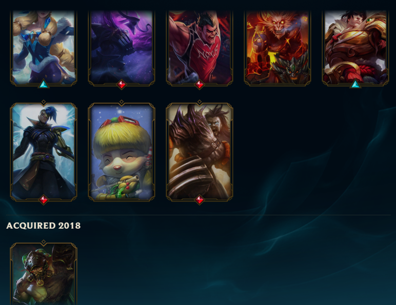 !League of Legends EUNE account! GOLD IV, 46 Champions,9 SKINS 4 of them  LEGENDARY