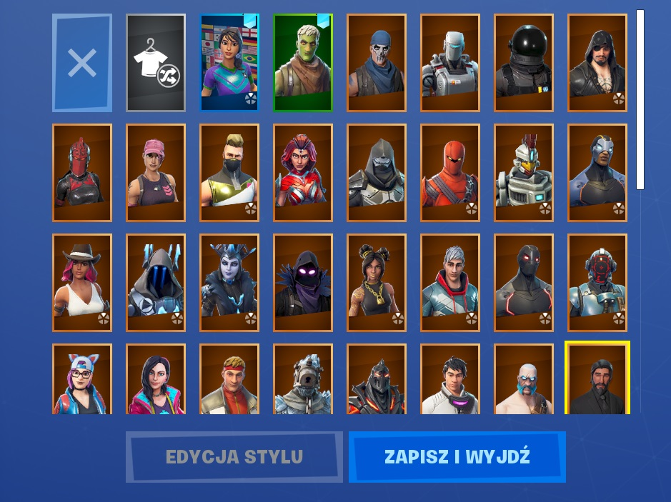 Account with 3-9 Battle pass (full) + Save the world 98 power