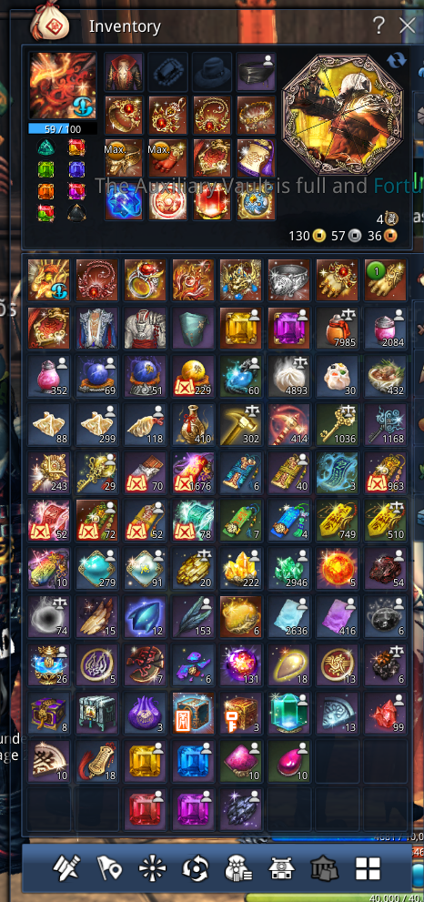 WTS HM27 2.1k AP Kungfu Master with almost max everything PVE/PVP [NA Yura]