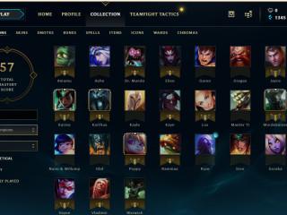 G2 EUW League of legends account