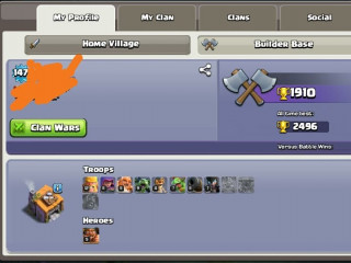 Th 12 heroes 22 23 9 good trop and base LVL 147 TH 12 BULIDER 5/5