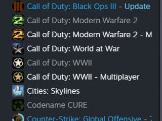 6 year - Lvl 54 - GTA, Cod, and Far Cry Collection -181 Games - No VAC Bans *OPEN TO OFFERS*