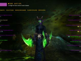 [EU] BFA account with classic characters