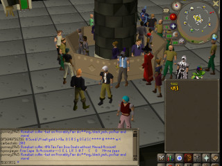 TDF's Old School Runescape (OSRS) 2007 Starter Account with GE unlocked (Come with 50k Gold)