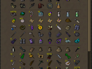Maxed *2277 Total Level