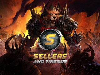 SELL Guild Wars 2 Gold - Fast & Safe, Servers Europe & North America - www.sellersandfriends.com