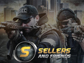 WTB EFT Escape from Tarkov Roubles, Euros, Dollars - Price negotiable - www.sellersandfriends.com