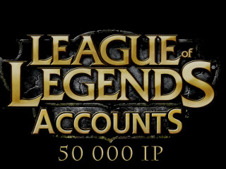 NA LOL SMURFS FOR SELL WITH FULL ACCES CONTAINS 50K BE
