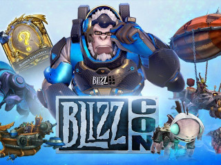 Blizzcon 2017 in game goodies