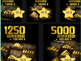 Red Dead Online   2.9$ = 1.000$ + 10 gold   www.gta5services.com  35$ = 100 Level + 100 Club Rank