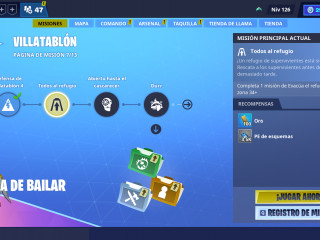 Account Fortnite PS4 and PC