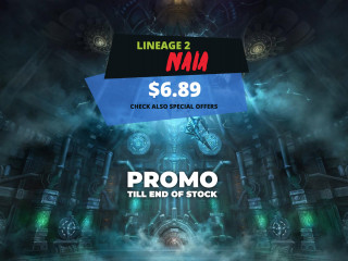 Lineage 2 NAIA Adena - Fast and secure - Reliable - Bonuses - www.sellersandfriends.com