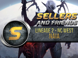 LOOKING for Lineage 2 NAIA suppliers - Paying with PayPal - www.sellersandfriends.com