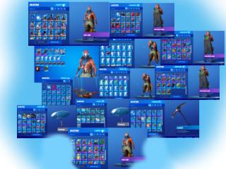 Fortnite Outfits, Emotes, Emoticons, ETC. Season 3,4,6,7,8 Battle Pass (Rare OG Skins) DESCRIPTION