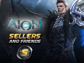 Cheapest Aion Kinah on the market!!!!!!! FAST AND SAFE! TRUSTED SELLER! - www.sellersandfriends.com